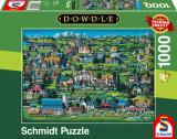 Cumpara ieftin Puzzle Midway, 1000 piese, Schmidt