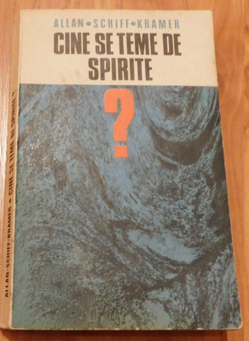 Cine se teme de spirite? de Allan / Schiff / Kramer