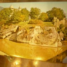 Ilustrata Targu Ocna - Manastirea Raducanu , cca 1970