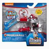 Figurina paw patrol, Ultimate Rescue Marshall, Patrula Catelusilor