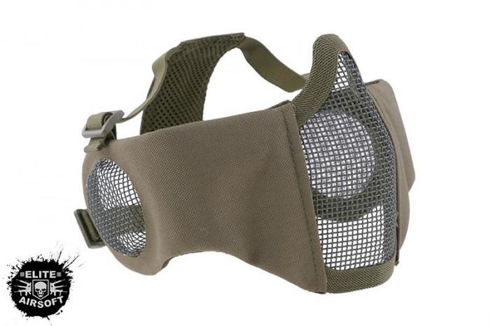 Masca Stalker EVO PLUS -Olive Drap- [Ultimate Tactical]