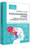 Admiterea la INM: Rationamentul logic Ed. 3 - Melentina Toma