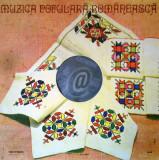 Muzica populara romaneasca - Voce: Maria Cornescu (Vinil)