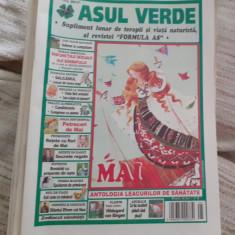 36 numere Asul Verde (Formula AS)