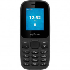 Telefon mobil MyPhone 3330 Dual Sim Black