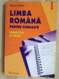 Limba romana pentru gimnaziu- Maria Anghel