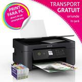 Cumpara ieftin Multifunctionala Epson Expression Home XP-3100, inkjet, color, format A4, cu cartuse reincarcabile