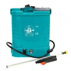 Pompa stropit cu acumulator GF-1516, capacitate 12 Litri, 5 Bar, Regulator presiune