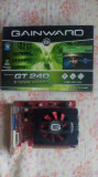Placa video Gainward Nvidia Geforce GT240 512MB GDDR3 1800MHz 128bit PCI-E