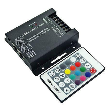 Controller banda LED cu dimmer 12V/24V V-TAC