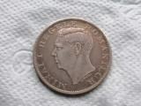 Moneda argint 500 lei 1944 romania xf. 2