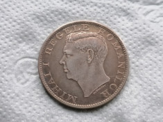 Moneda argint 500 lei 1944 romania xf. 2 foto