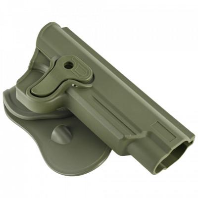 Toc / Holster Colt M1911 Olive Ultimate Tactical foto