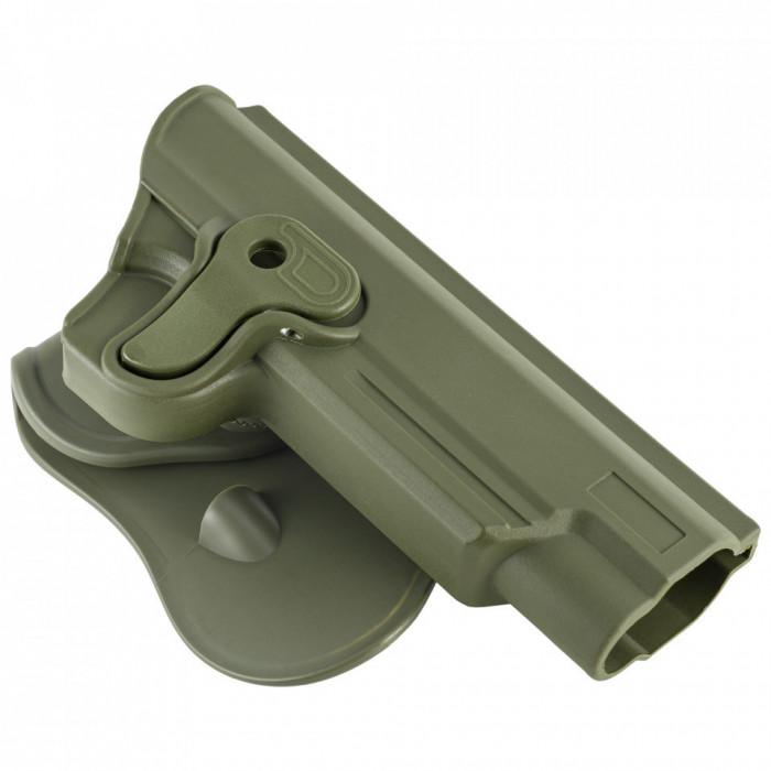 Toc / Holster Colt M1911 Olive Ultimate Tactical