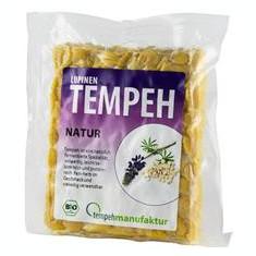 Bucati Natur de Tempeh din Lupin Bio 170 grame Tempehmanufaktur Cod: BG290835
