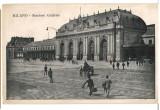 CPIB 16756 CARTE POSTALA - MILANO. GARA CENTRALA, Germania, Necirculata, Printata