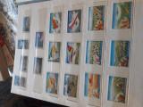 Clasor cu timbre romanesti nestampilate