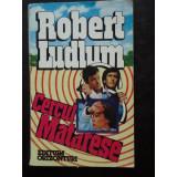 ROBERT LUDLUM - CERCUL MATARESE, Rao