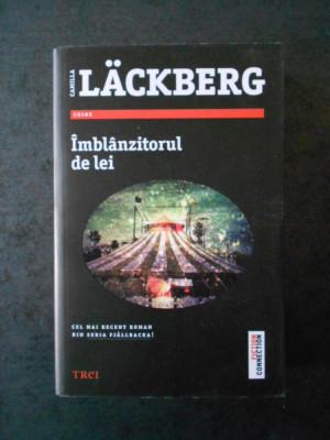CAMILLA LACKBERG - IMBLANZITORUL DE LEI foto