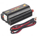 Invertor de tensiune, 12V - 220V AC, 1000W - 201060