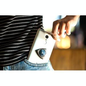 Suport Telefon StentInel Multifunctional Remax Twister ZH02 360° Negru