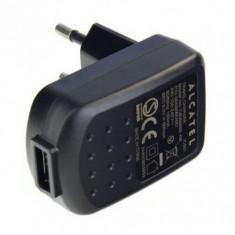 Adaptor Priza USB Alcatel TUEU050100 1A Orig Swap.A