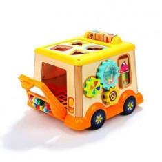 Centru de activitati - Primul meu autobuz
