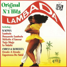 CD Original -  La Lambada (Original N°1 Hits)