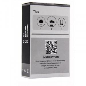 Interfata Auto Super Mini Techstar® OBD2 Bluetooth cu Cip ELM v2.1 Torque + Soft Inclus GRATUIT