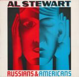 VINIL Al Stewart – Russians & Americans - (-VG+) -