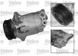 Compresor clima / aer conditionat OPEL ZAFIRA B (A05) (2005 - 2016) VALEO 699862