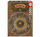 Cumpara ieftin Puzzle Zodiac, 1000 piese, Educa
