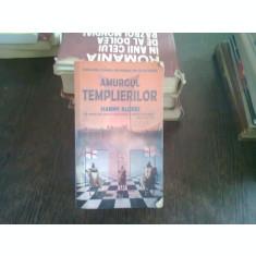 AMURGUL TEMPLIERILOR - HANNY ALDERS