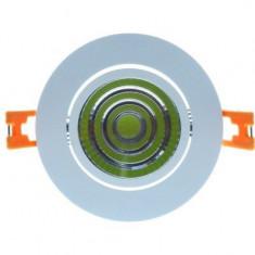 SPOT COB LED 5W ROTUND MOBIL