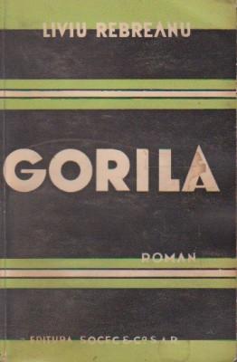 Gorila, Volumul al II-lea foto