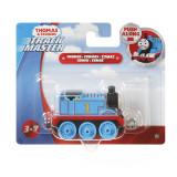 Locomotiva Mattel push along albastra