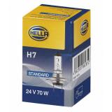 Bec Hella H7 24V 70W 8GH 007 157-241