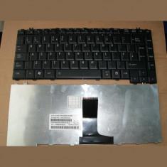 Tastatura laptop noua TOSHIBA A300 M300 L300 BLACK UK(Pulled)