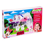 Cumpara ieftin Set de construit si decorat Minnie Mouse Trefl, 42 piese