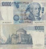1997, 10.000 lire (P-112d.1) - Italia!