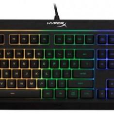 Tastatura Gaming Kingston HyperX Alloy Core RGB, USB (Negru)