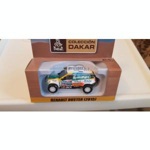 Macheta Renault Duster 2015 Dakar 1/43