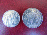 Monede argint 2 si 3 mark 1913,comemorative (cr169),(cr170), Europa