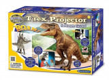 Jucarie Ex Display Brainstorm Toys T Rex Projector And Room Guard