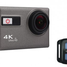 Camera Video Sport 4K 24fps iUni Dare 95i, WiFi, telecomanda, mini HDMI, 2 inch LCD, + Sport Kit