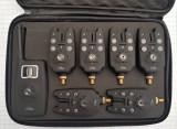 Set 6 Avertizori cu Statie FL si penar de transport model JY-19, Nespecificat