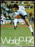 FOOTBALL WORLD CUP 1974 (CARTE APARUTA DUPA TURNEUL FINAL) [LB. GER/ENG/ITA/FRA]