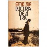 Bucuria de a trai, Emile Zola