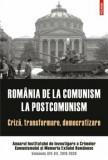 Romania de la comunism la postcomunism. Criza, transformare, democratizare/***