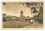 5241 - CURTEA de ARGES, Royal Palace, Romania - old postcard - unused